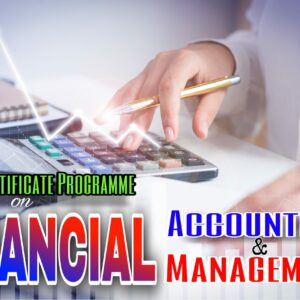 Certificate Programme in Accounting and Financial Management