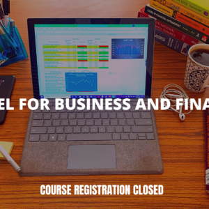 EXCEL for Business and Finance